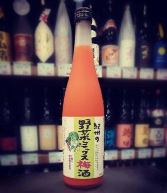 紀州の野菜ミックス梅酒 ①