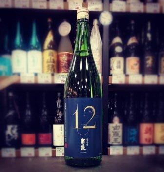 浦霞 No.12