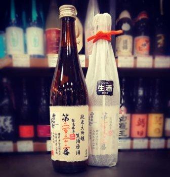 雪の茅舎 製造番号酒 純米大吟醸