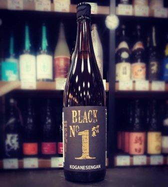 伊佐大泉 BLACK No.1